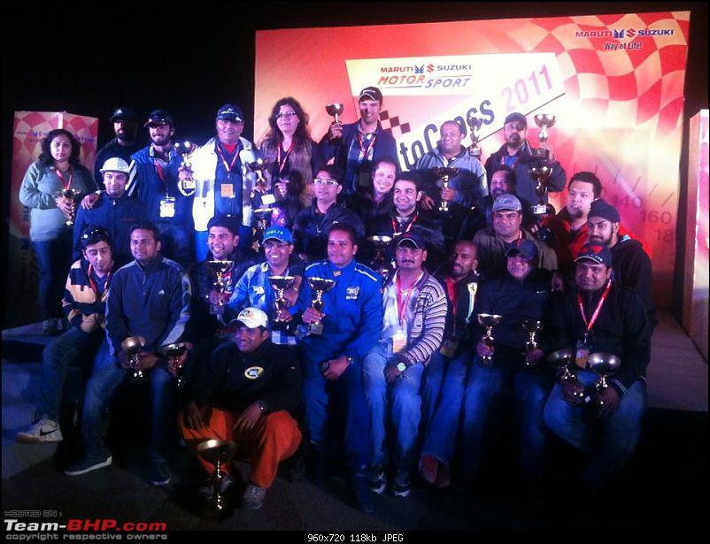 Maruti Suzuki Autocross 2011 in Noida-401026_2961289631219_1230903589_3410578_1410204129_n.jpg