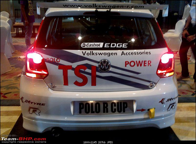 Volkswagen Polo R Cup 2012 Launched - New 180 BHP petrol cars!-polo-r-cup-2012-launch-5.jpg