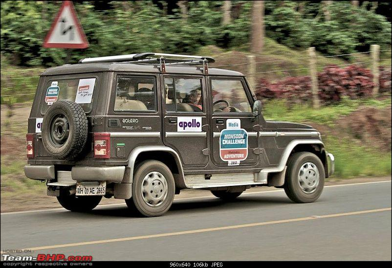 DerAlte, BBlost & Team-BHP *WIN* the Media Category, Mahindra Monsoon Challenge 2012-2.jpg