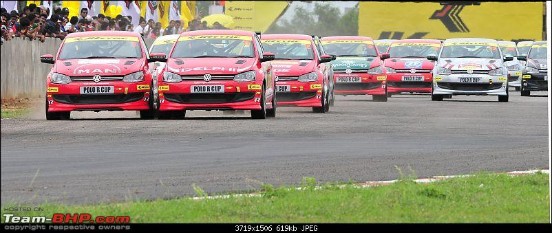 Ameya and Mihir share the spoils at VW Polo R Cup Round 3-race-polos-fight-lead-before-c1-race-1.jpg