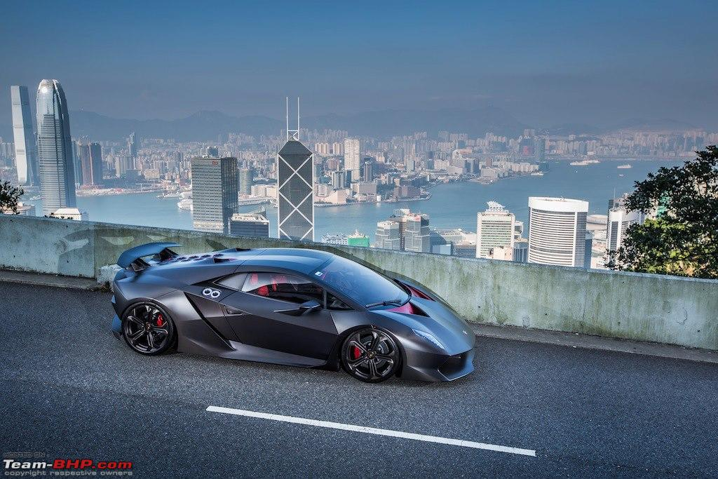 Lamborghini Teasers Before Paris Auto Show Edit It S Sesto Elemento
