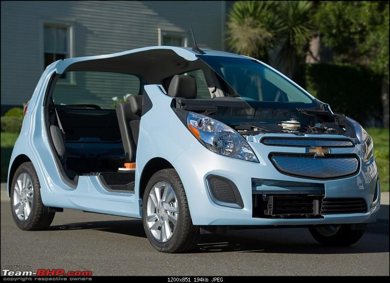 The First Affordable EV: Chevrolet Beat EV, details revealed-sparkev1.jpg