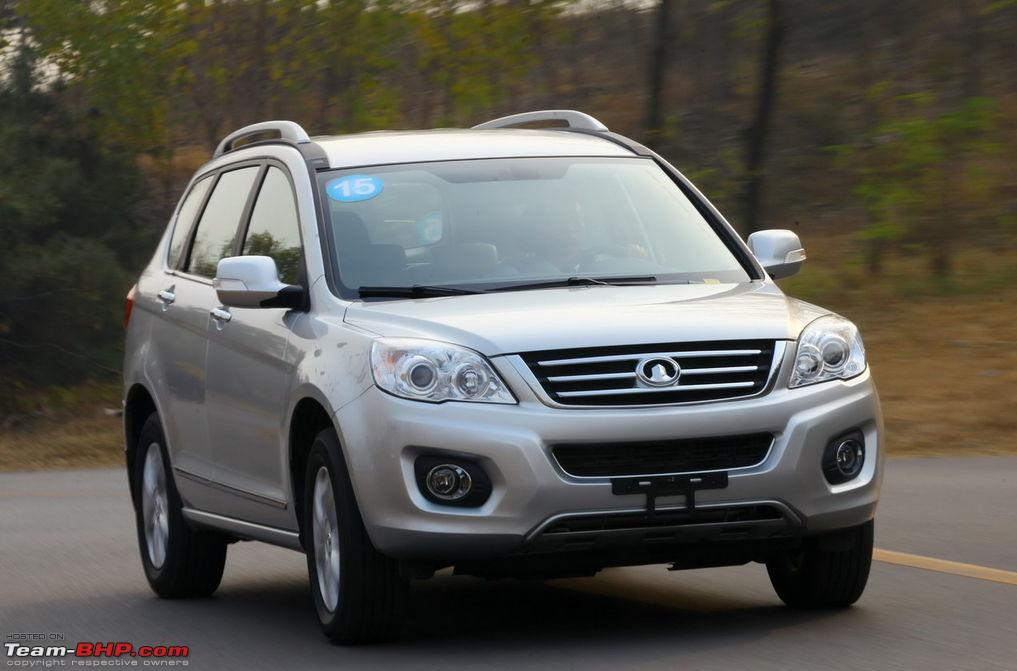 Chinese Cars Would They Sell In India Team Bhp