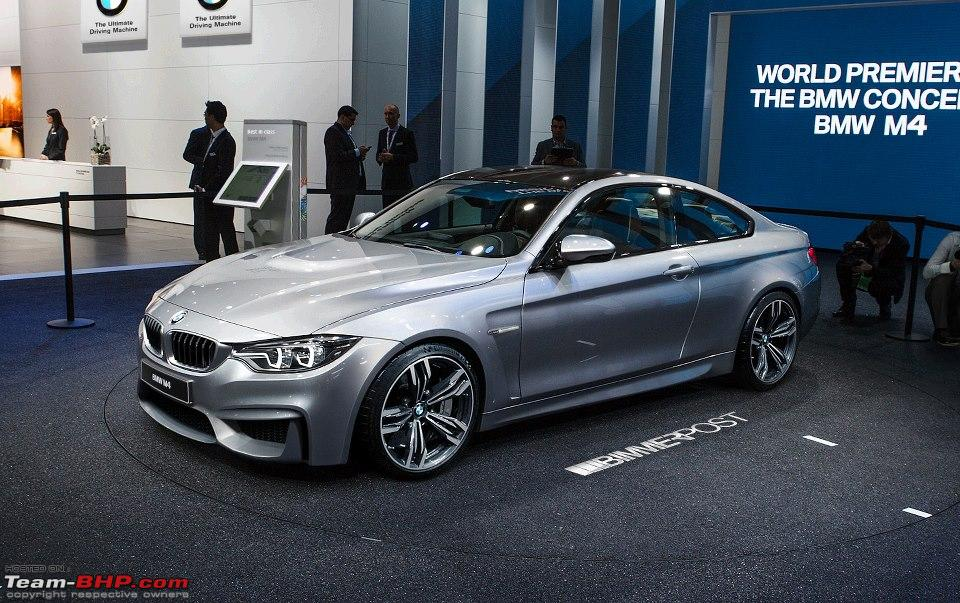 The Bmw M3 Coupe Is Dead Say Hello To The New M4 Page 2 Team Bhp