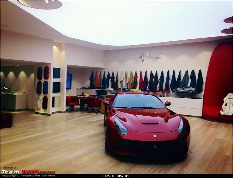 Ferrari F150 private preview at Maranello-f12..jpg