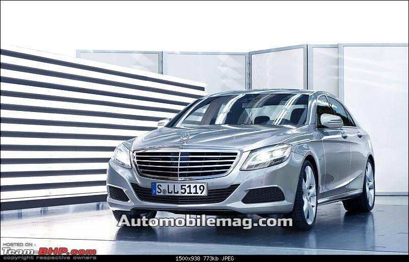 YES! The new 2014 Mercedes S-Class (W222)-2014mercedesbenzsclassfrontthreequarter.jpg