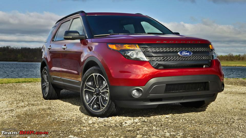 2013 ford explorer now launched china 28 march 2013. Cars Review. Best American Auto & Cars Review