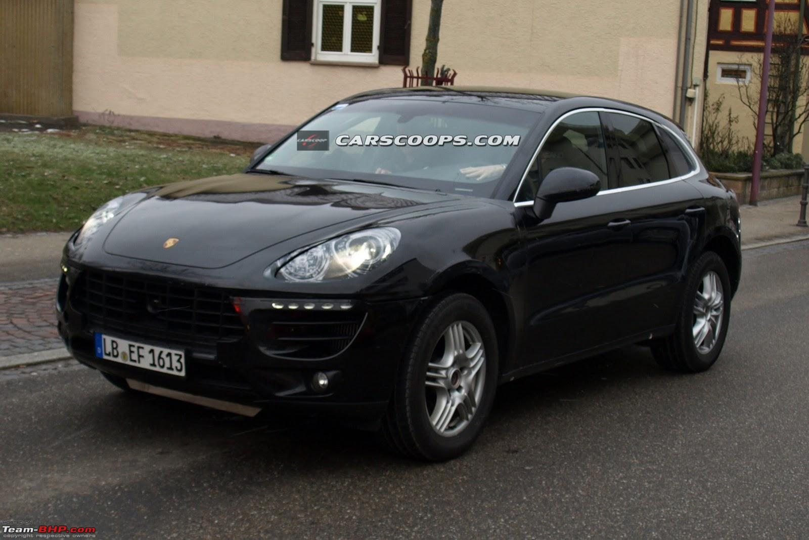 porsche macan baby suv coupe 39 page 2 team bhp. Black Bedroom Furniture Sets. Home Design Ideas