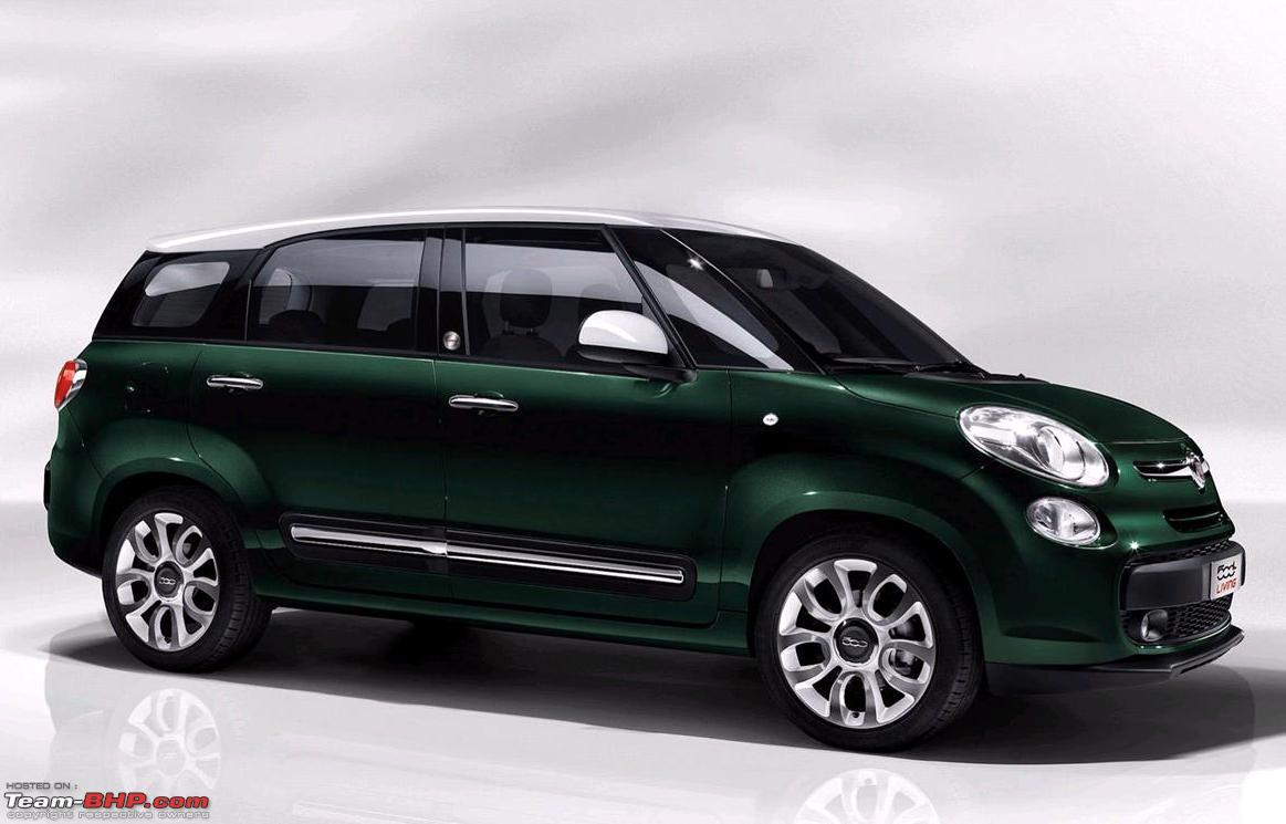 fiat plans to launch 500x suv 500l 5 door page 5 team bhp. Black Bedroom Furniture Sets. Home Design Ideas