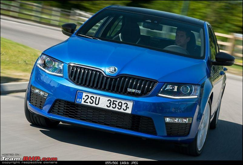 2014 Octavia VRS - First Official Pics! EDIT: More pics on Page 4-octavia-1.jpg