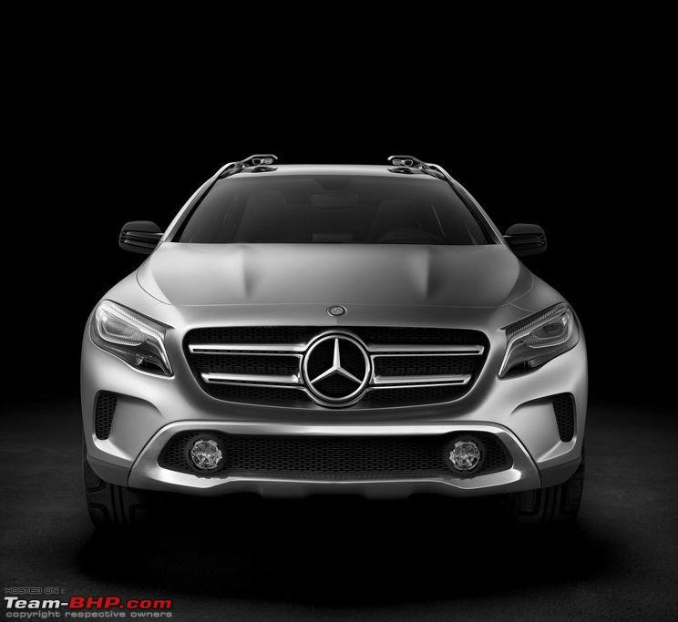 Name:  2014 Mercedes Benz GLA Crossover Concept 1.jpg Views: 1531 Size:  38.8 KB