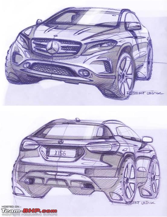 Name:  2014 Mercedes Benz GLA SUV Teaser.jpg Views: 1821 Size:  58.3 KB