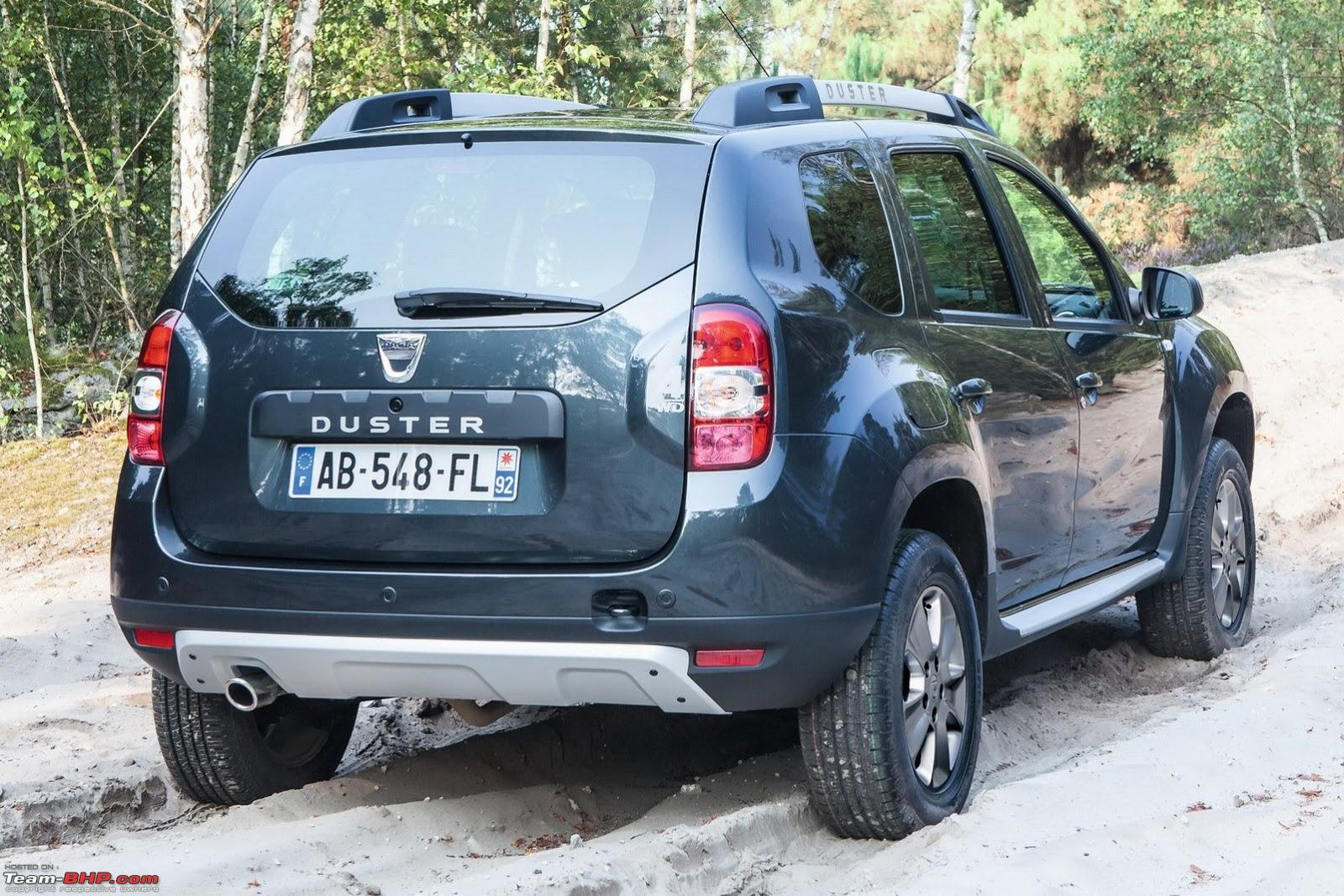 2014 dacia duster facelift revealed daciadusterfacelift32 jpg