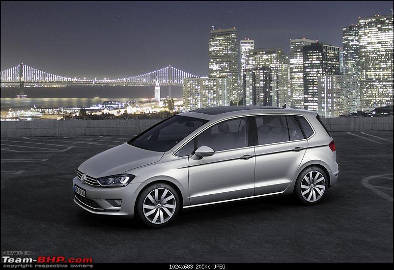 Frankfurt Motorshow 2013 - Concept Volkswagen Golf Sport Van-volkswagengolfsportsvanconcept2014.jpg
