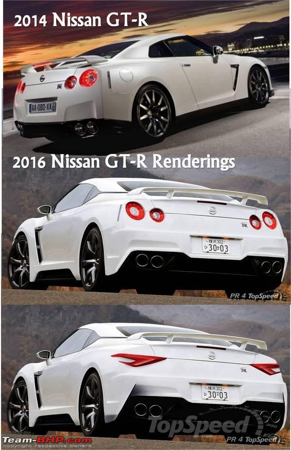 Next Gen Gtr >> Rumour: Next gen Nissan GT-R (R36) to receive hybrid tech - Team-BHP