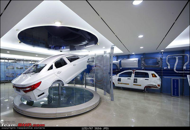 Inside The Heart Of Hyundai Namyang R Amp D Center Museum