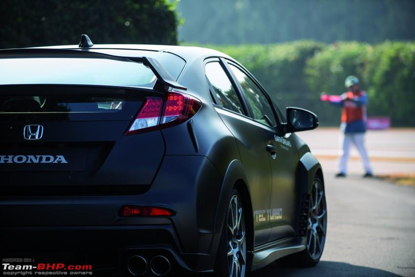 honda civic type r all set for re entry in 2015 team bhp. Black Bedroom Furniture Sets. Home Design Ideas