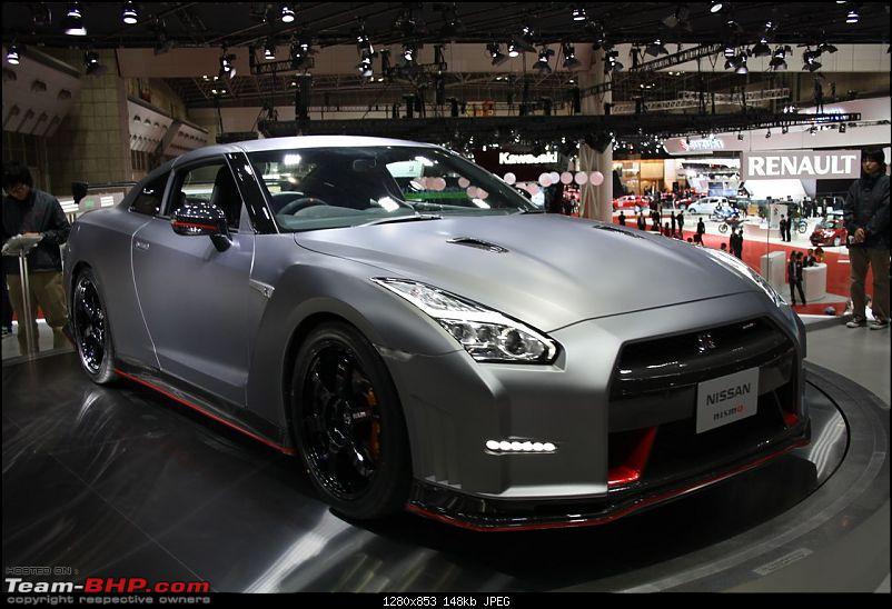Rumour: Next gen Nissan GT-R (R36) to receive hybrid tech-nissangtrnismofrontthreequarters.jpg