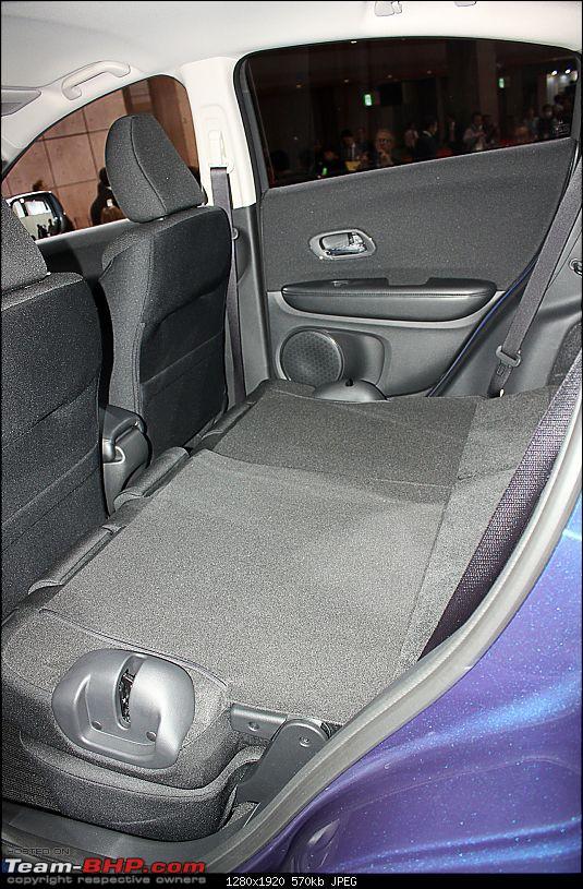 Visiting Honda @ Japan: Mobilio, Jazz, Hybrid Tech & Tokyo Motor Show-vezel-rear-seat-down-full.jpg