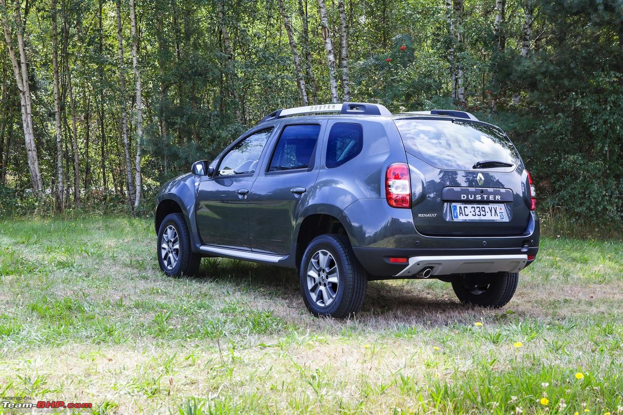 2014 dacia duster facelift revealed page 2 team bhp. Black Bedroom Furniture Sets. Home Design Ideas