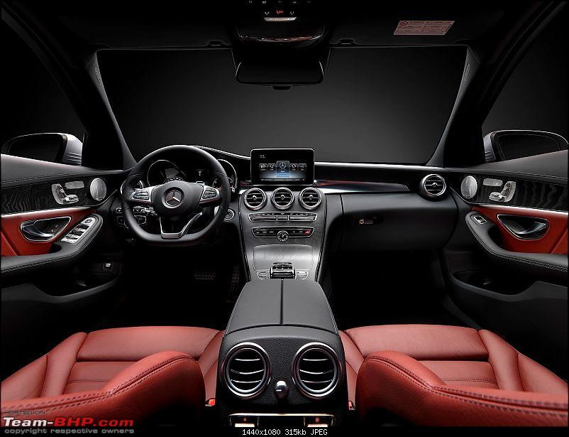 2014 Mercedes C-Class: Now officially unveiled (page 5)-merc-c-int1.jpg