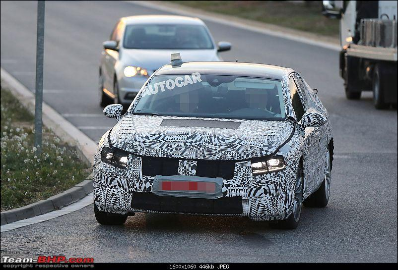Spy shots: Next-gen 2015 VW Passat spotted for the 1st time-2015volkswagenpassat000002.jpg