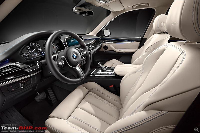 New York International Auto Show: 18th - 27th April, 2014-bmwx5edriveconceptinteriorfromdriverside.jpg