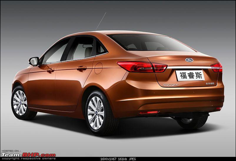 Return of the Ford Escort name � Just for China!-20140420045722_new2015fordescort1.jpg