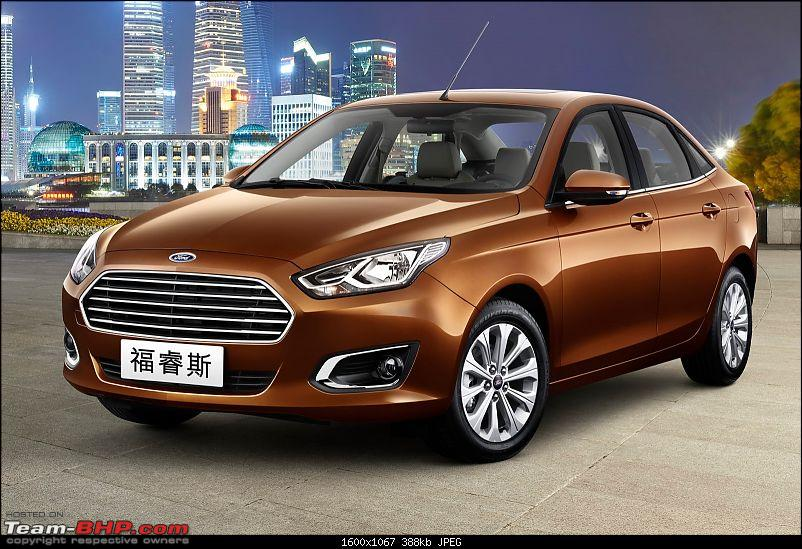Return of the Ford Escort name � Just for China!-20140420045837_new2015fordescort8.jpg