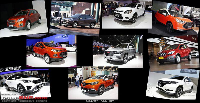 Beijing International Automotive Exhibition. 20th - 24th April 2014-suvs.jpg
