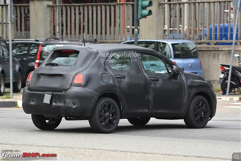 Fiat plans to launch 500x suv 500l 5 door page 5 for Garage fiat paris 17