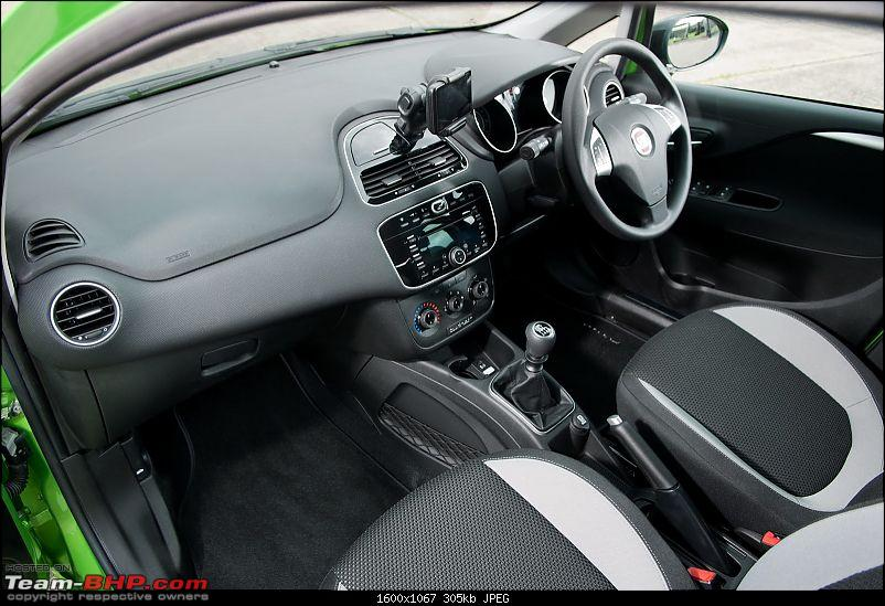Revealed! Fiat 500 5-door, the Punto's replacement-fiatpunto9.jpg