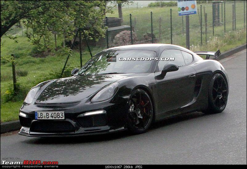 2013 Porsche Cayman - Now caught undisguised!-porschecaymangt433.jpg