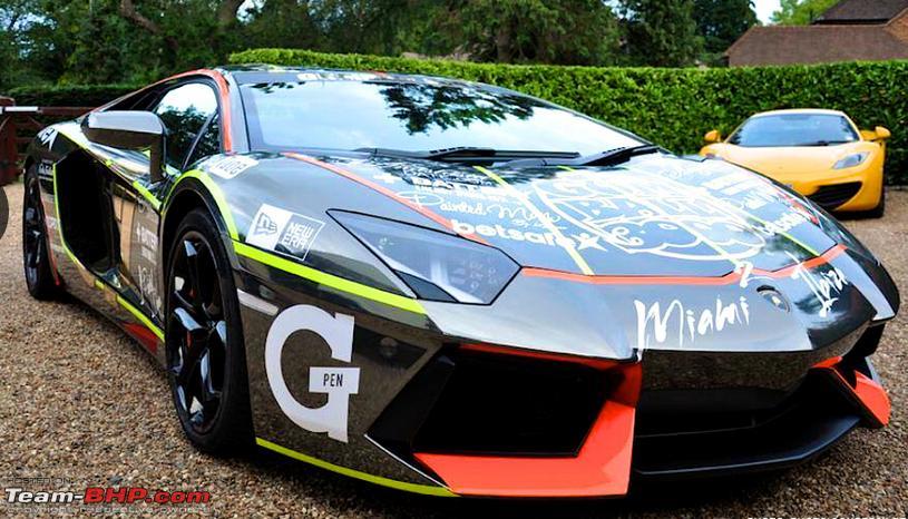 Gumball 3000 Rally, 2014: Miami to Ibiza - Team-BHP