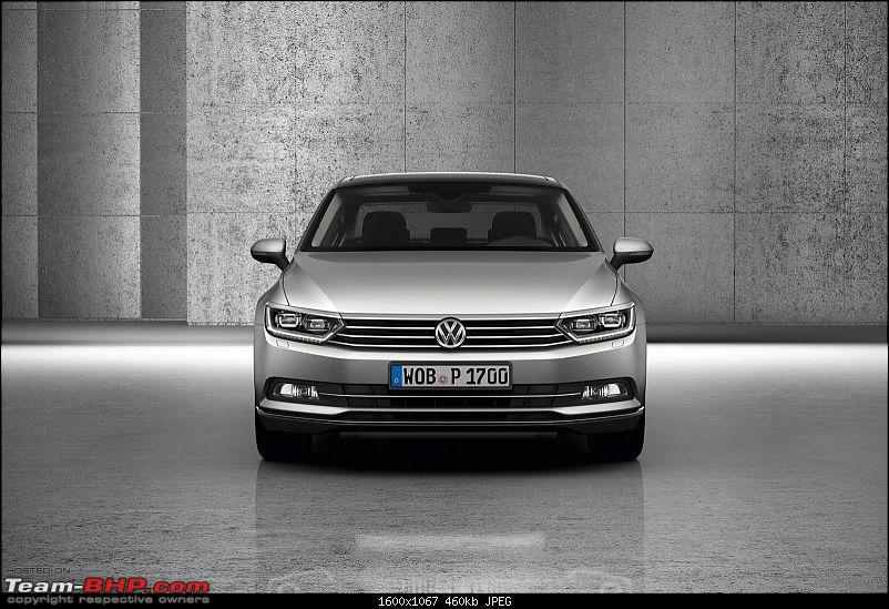 Spy shots: Next-gen 2015 VW Passat spotted for the 1st time-2015vwpassatb825.jpg