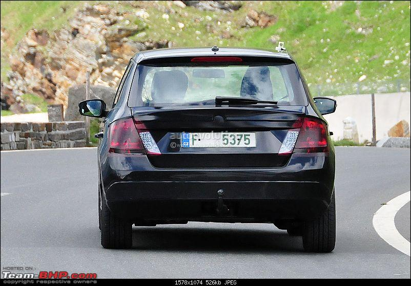 Next-generation Skoda Fabia caught testing-allnewskodafabiaundergoingtestinginthealps_8.jpg