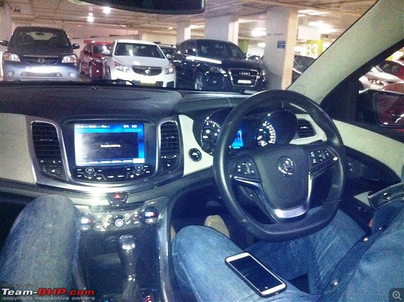 Driven in Australia! Toyota GT86, Holden 6L V8s & Commodore SV6-interior-1-.jpg