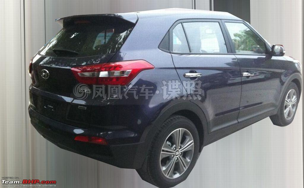 Possible 2015 Hyundai Compact Suv Spyshots Surface Page 6 Team Bhp