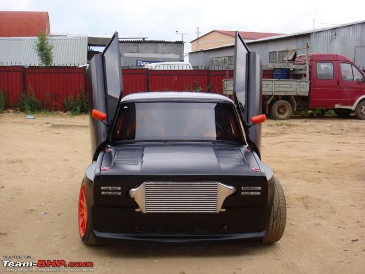 A Nicely Modded Lada Riva (a.k.a. Fiat 124, PAL 118 NE) - Team-BHP