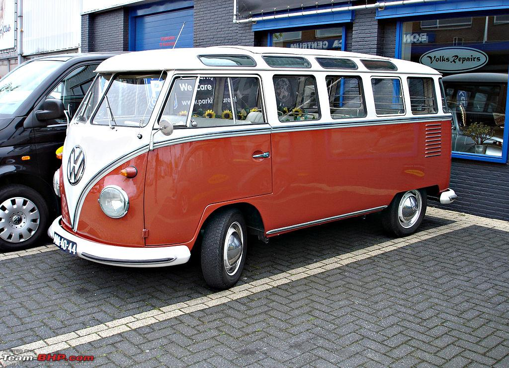 rumour volkswagen microbus coming back in 2015 team bhp. Black Bedroom Furniture Sets. Home Design Ideas