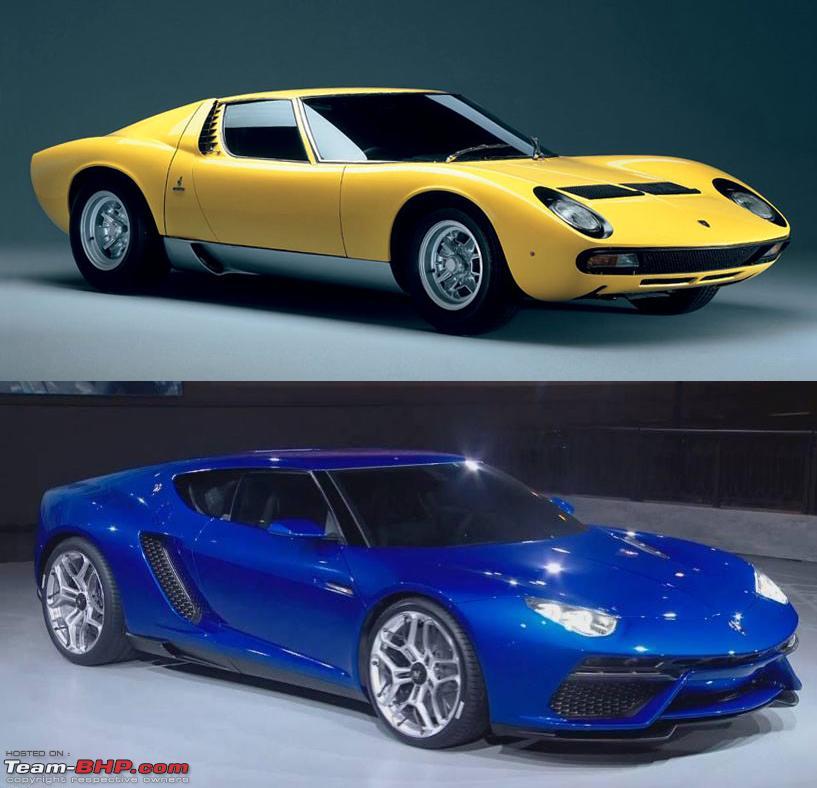 Lamborghini Asterion: Lamborghini Teases New Car