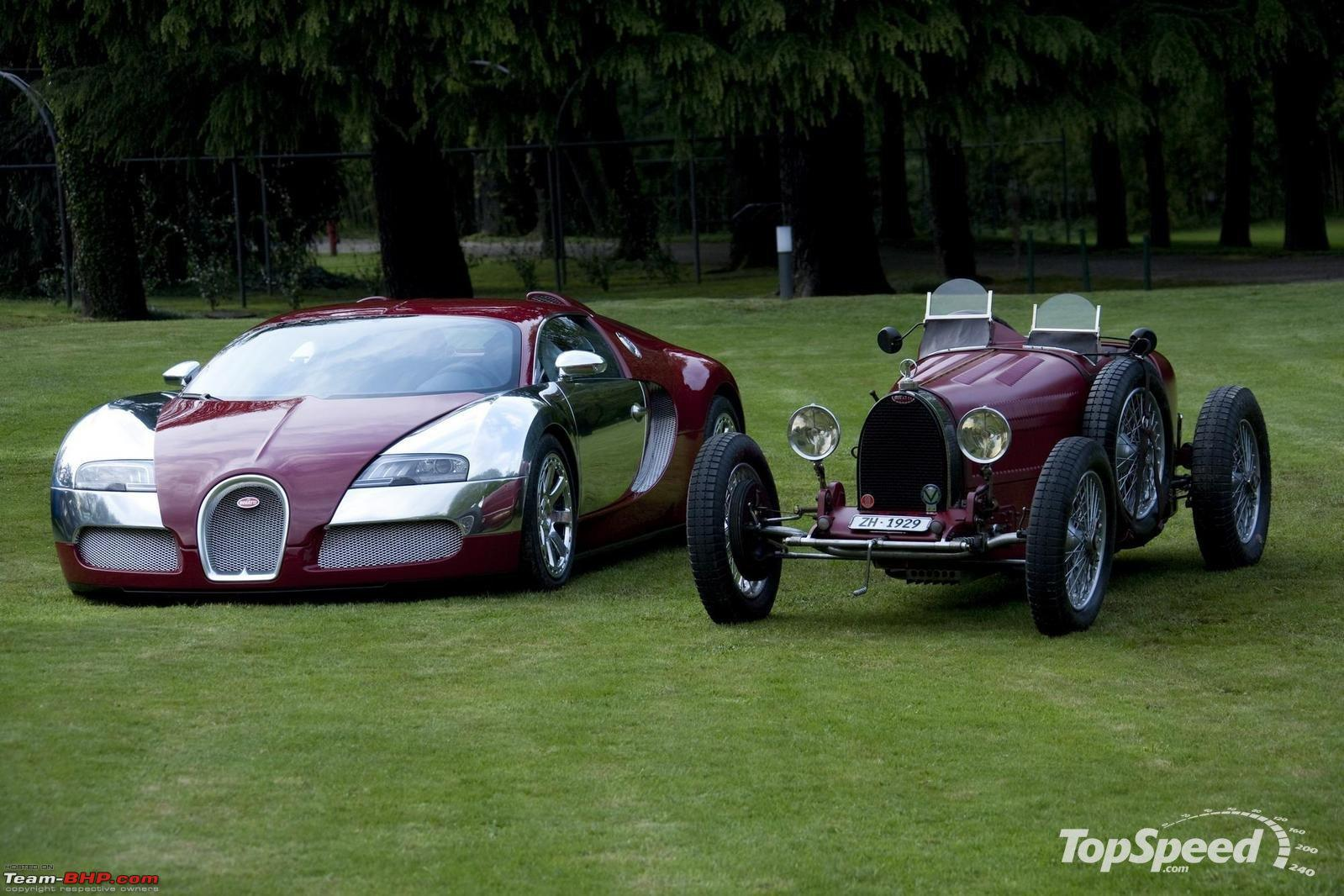 Bugatti Veyron 16 4 Centenaire Editions First Images