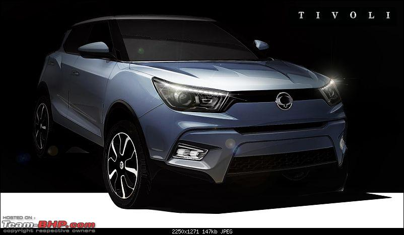 SsangYong X100 compact crossover to be called Tivoli-tivoli1.jpg