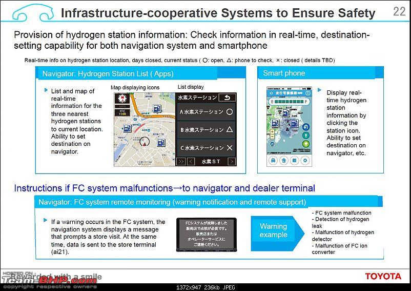 Japan Report: Toyota Mirai Hydrogen Fuel Cell Car, and Toyota's Safety Technology-infra.jpg