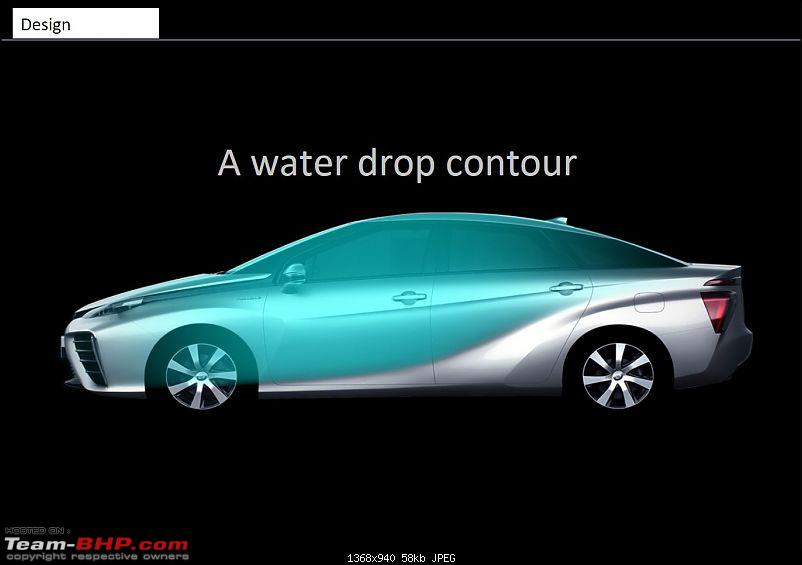 Japan Report: Toyota Mirai Hydrogen Fuel Cell Car, and Toyota's Safety Technology-water-drop1.jpg