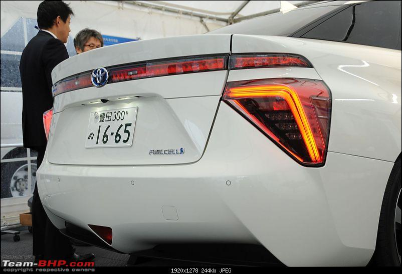 Japan Report: Toyota Mirai Hydrogen Fuel Cell Car, and Toyota's Safety Technology-rear.jpg