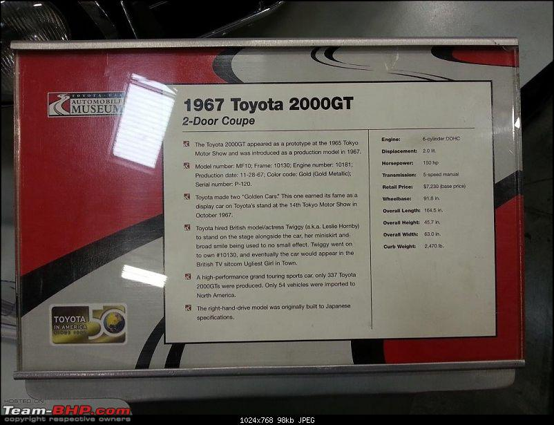A Visit to the Toyota Museum in Torrance, California-20141205_122430.jpg <br /> <a href=
