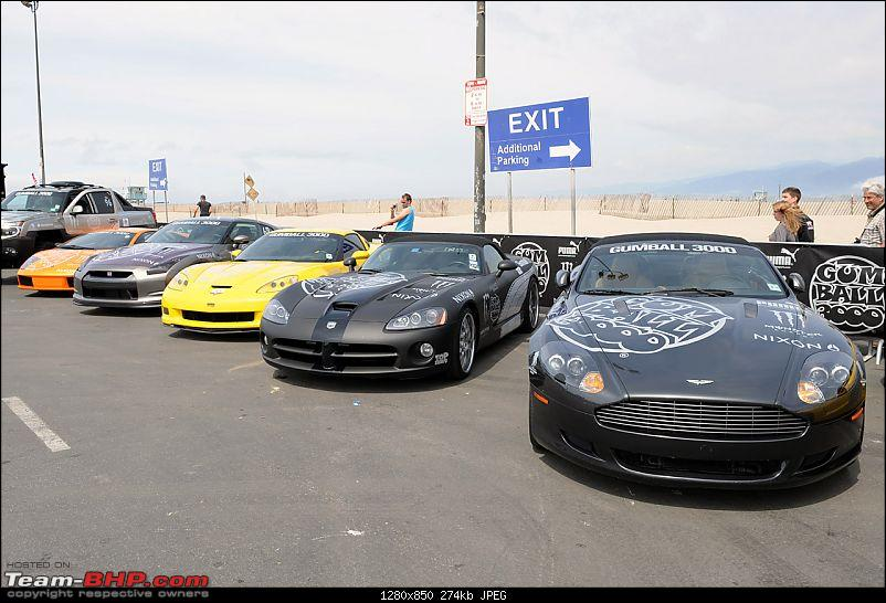 Gumball 3000 - 2k9 edition gets flagged off-gumball2009_05.jpg