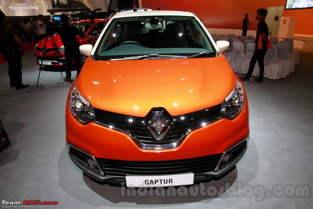 the renault captur suv team bhp. Black Bedroom Furniture Sets. Home Design Ideas