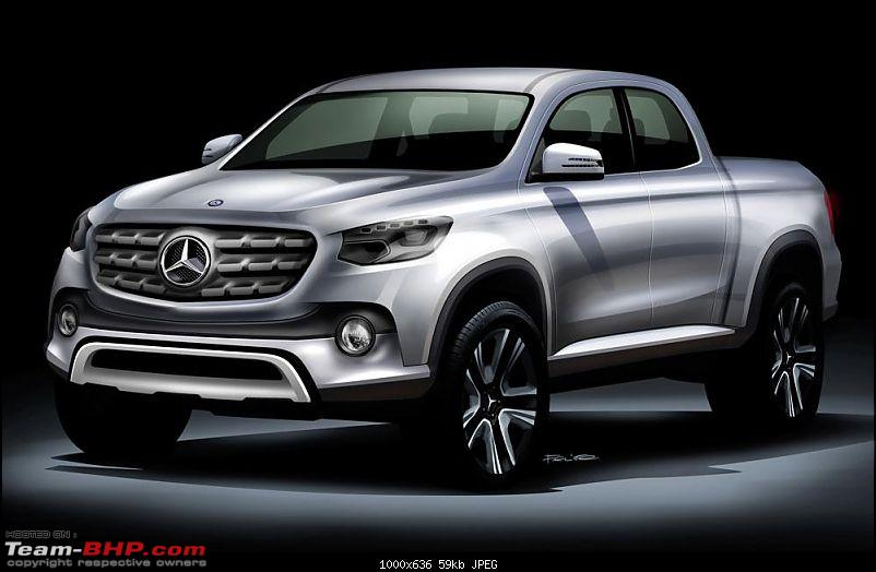 Mercedes' 1st Pickup Truck coming up! EDIT: Concept revealed-363260703284092107.jpg